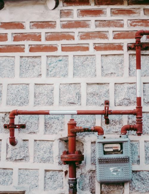 Bocked Drain Plumbing System