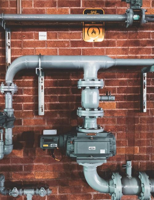 Hot Water Pipes